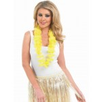 Yellow Hawaiian Garland