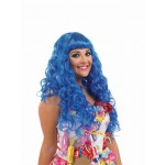 Pop Sweetie Blue Wig Katy Perry