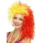 80s Fun Girl Crimp Wig