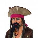 Budget Pirate Beard Set