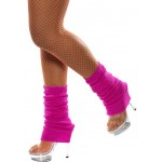 Ladies Hot Pink Legwarmers