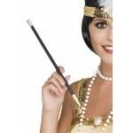 20s Style Black Cigarette Holder