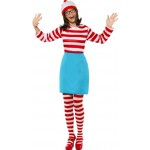 Wheres Wally Wenda Costume