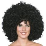 70s Mega Huge Afro Wig Black