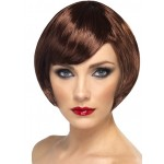 Babe Wig Brown