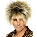 80s Wild Boy Wig Blonde
