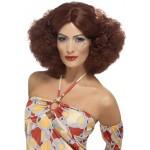 70s Afro Wig Auburn