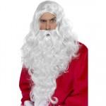 Father Christmas Wig And Beard