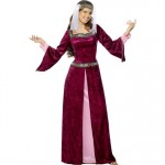 Maid Marion Fancy Dress Costume