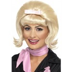 50s Flicked Beehive Wig
