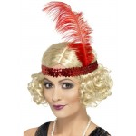Ladies 1920s Charleston Wig