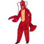 Adult Lobster Fancy Dress Costume