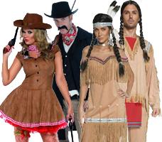 Cowboy/Girl & Indians