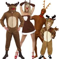 Reindeer Costumes
