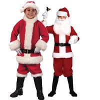 Boys Santa Costumes