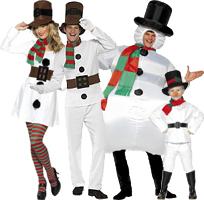 Snowman Costumes