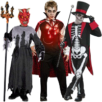 Boys Halloween Fancy Dress