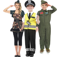 Uniform & Forces Costumes