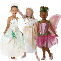 Angel & Fairy Costumes