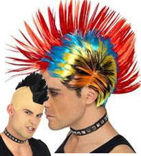 Punk Wigs