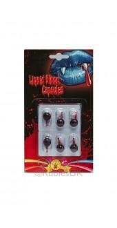 Liquid Blood Capsules