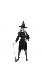 Spooky Witch Halloween Costume