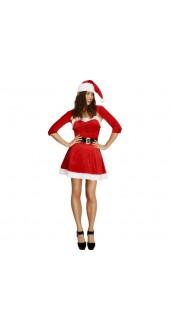 Santa Babe Costume