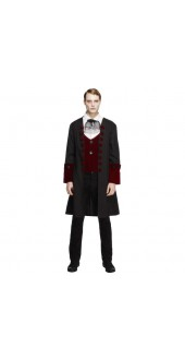 Gothic Vamp Costume