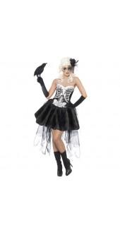 Skelly Von Trap Halloween Costume