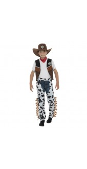 Child's Texan Cowboy Costume