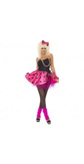 80's Pink Tutu Kit