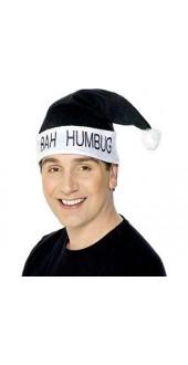 Bah Humbug Christmas Hat