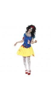 Snow Fright Halloween Costume