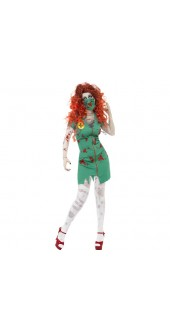 Zombie Scrub Nurse Halloween Costume