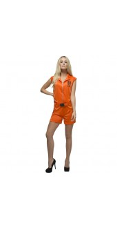 Fever Convict Queen Costume