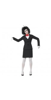Saw Jigsaw Ladies Costume