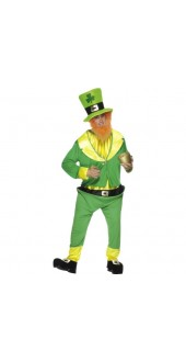 Smiffys Adult Leprechaun Costume