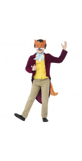Roald Dahl's Fantastic Mr. Fox Costume