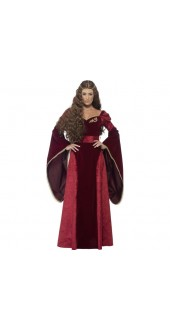 Deluxe Medieval Queen Costume