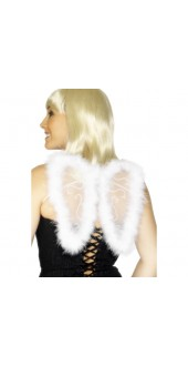 Ladies Glitter Wings