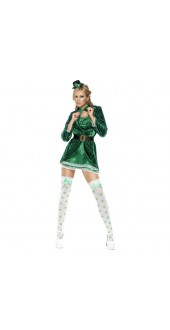 Fever St Patricks Day Costume