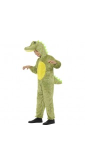 Childs Crocodile Costume