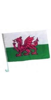 Welsh Car Flag
