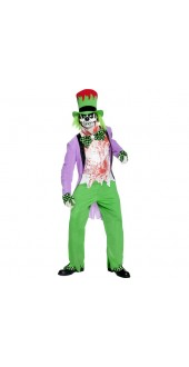 Bad Hatter Halloween Costume