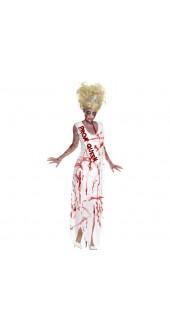 Zombie Prom Queen Halloween Costume