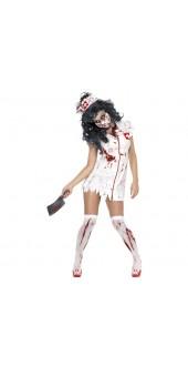 Zombie Nurse Halloween Costume