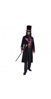 Gothic Count Halloween Costume