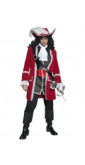 Athentic Pirate Captain Costume