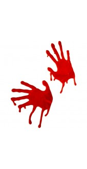 Horrible Blooded Hands, Red