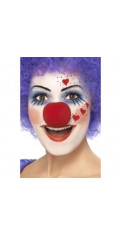 Smiffy's Make-Up Fx Pallet, Aqua Face and Body Paint